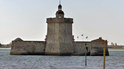 Fort louvois croisière charente maritime