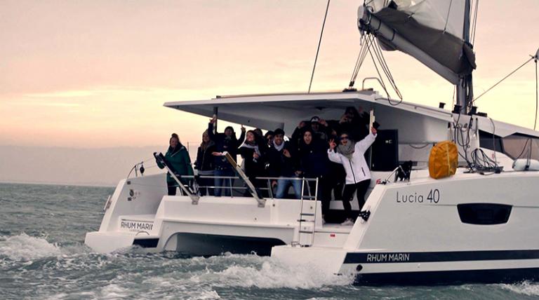 groupe catamaran